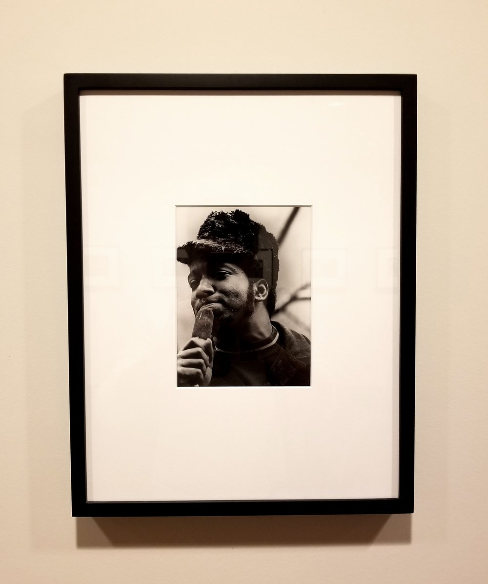 Bob Crawford, Untitled (Fred Hampton) 1960/69