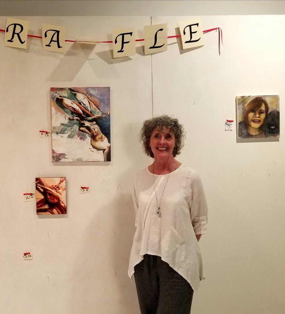 Cheri Reif Naselli, president of ARC Gallery