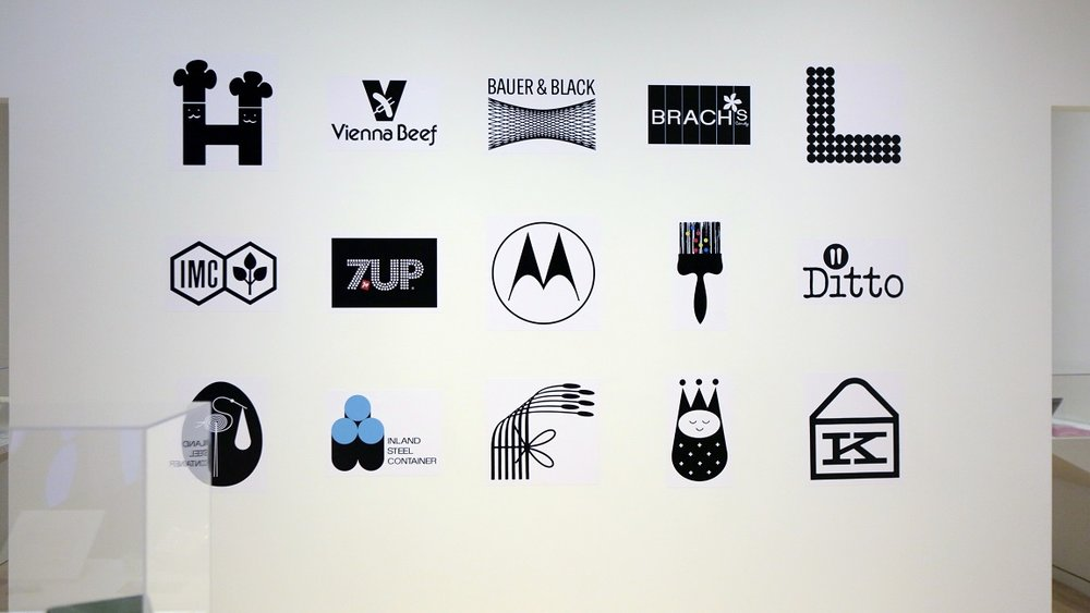 Logos created by Goldsholl Design Associates. Photo credit Kristin Samuelson