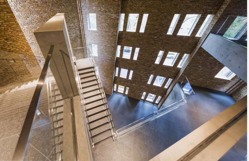 Wrightwood 659, Chicago, IL. A new exhibition space designed by Tadao Ando. © Jeff Goldberg-Esto (14).jpg