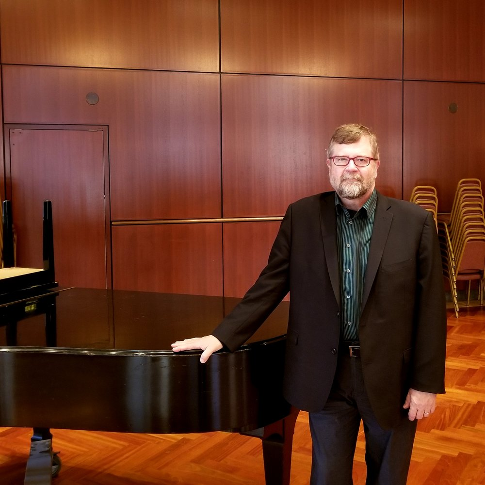 David Douglass, co-artistic director of the Newberry Consort