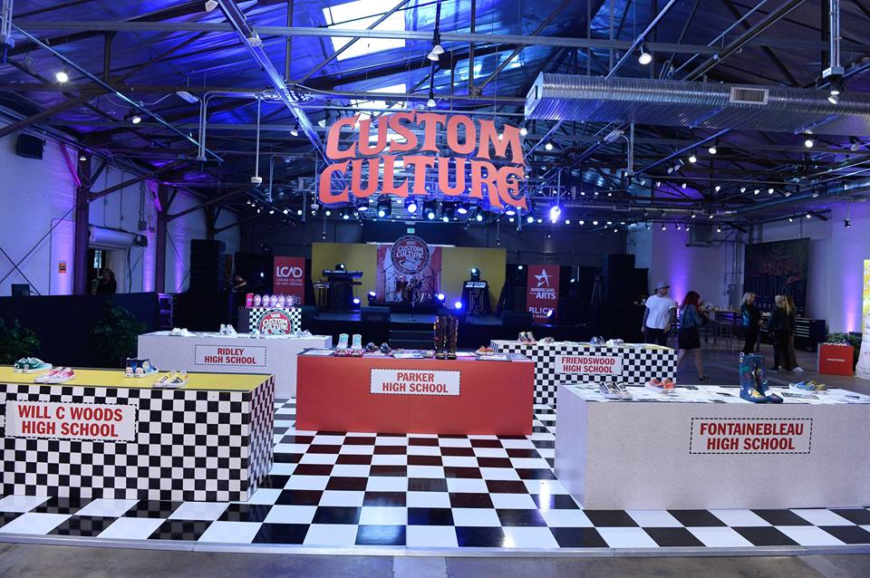 ae907a1924cc57 Vans Custom Culture 2017. Custom Culture Entry
