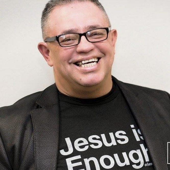 JERRY ZAPATA - ETHNIC MINISTRY ASSOCIATE