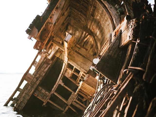 #Shipwreck