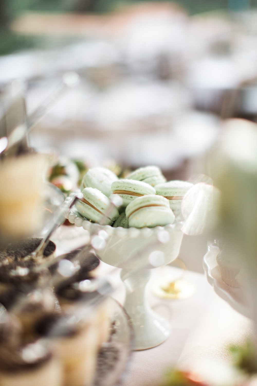 Lukas Griffin photography | vanilla latte macarons, Rancho Las Lomas