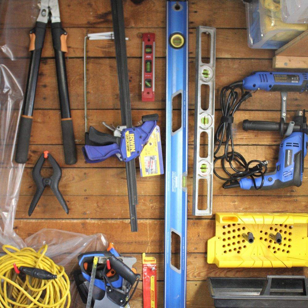 RUSTIC workroom -