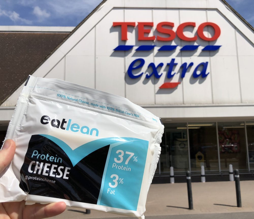 Store distributions doubling in Tesco from 2nd July -