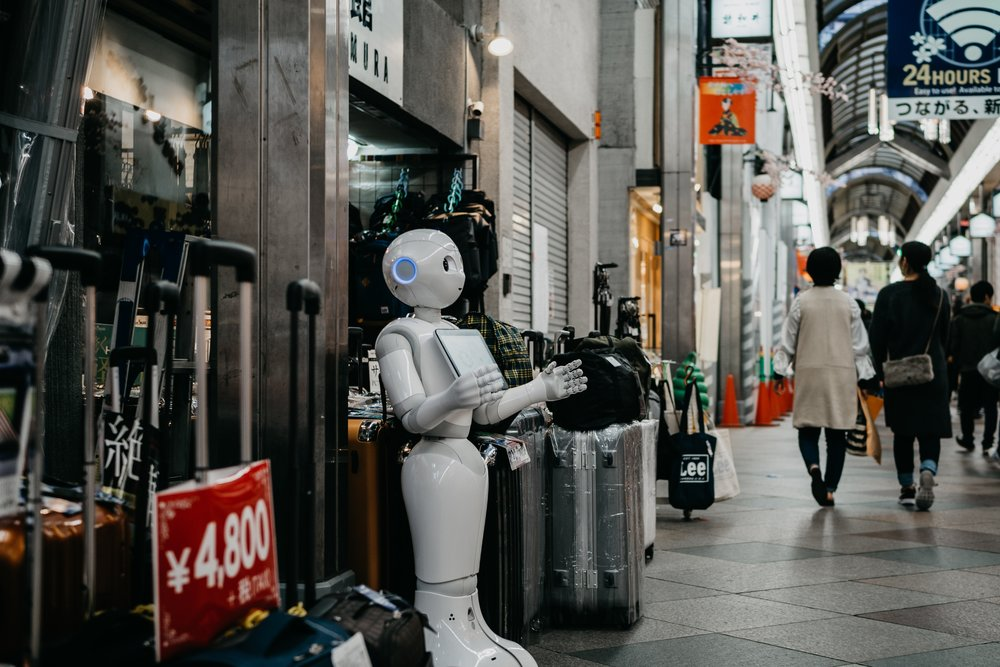 Automation Technologies - We're seeing technology applied to more quickly and accurately perform repetitive tasks previously performed by humans.