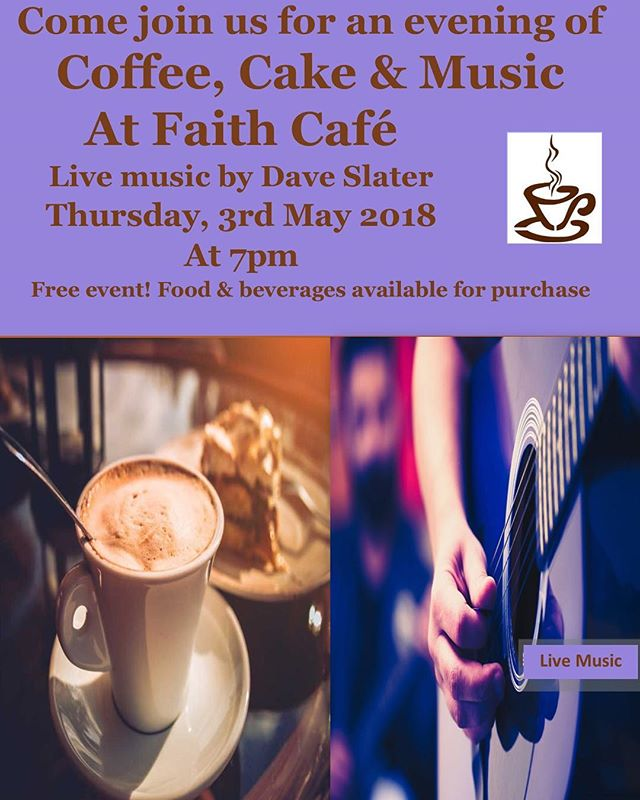 Happening this evening at Faith Cafe' #eventstoronto #shoplocal #music #cafe #connect #gifts #inspirationalgifts #faithculturelive #equippingthecity