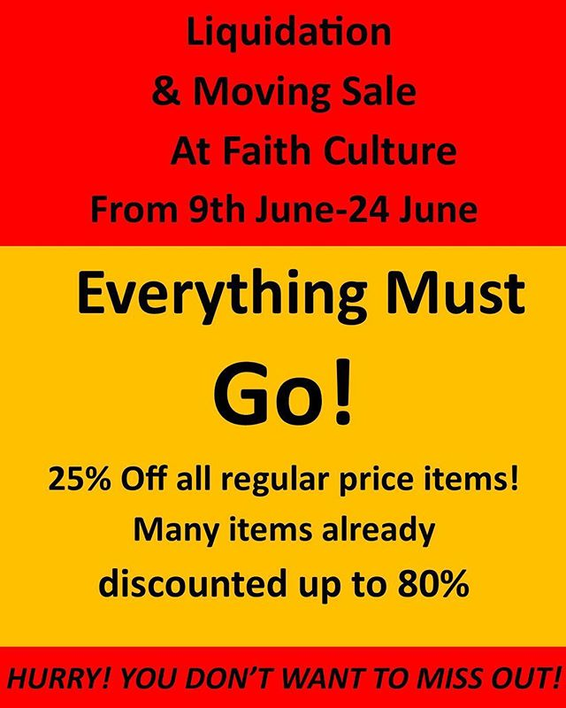 Don't miss out! #liquidationsale #sale #eventstoronto #gifts #inapirationalgifts