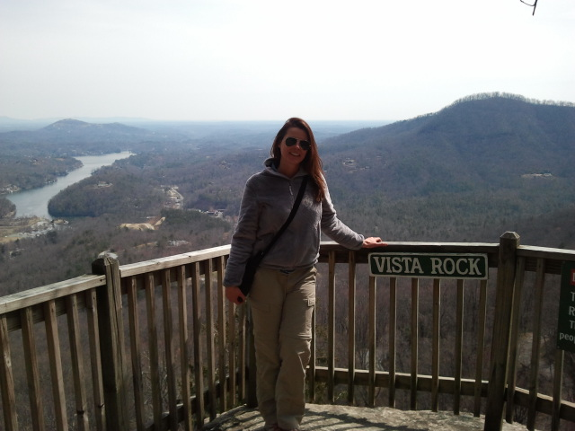 Vista Rock, North Carolina