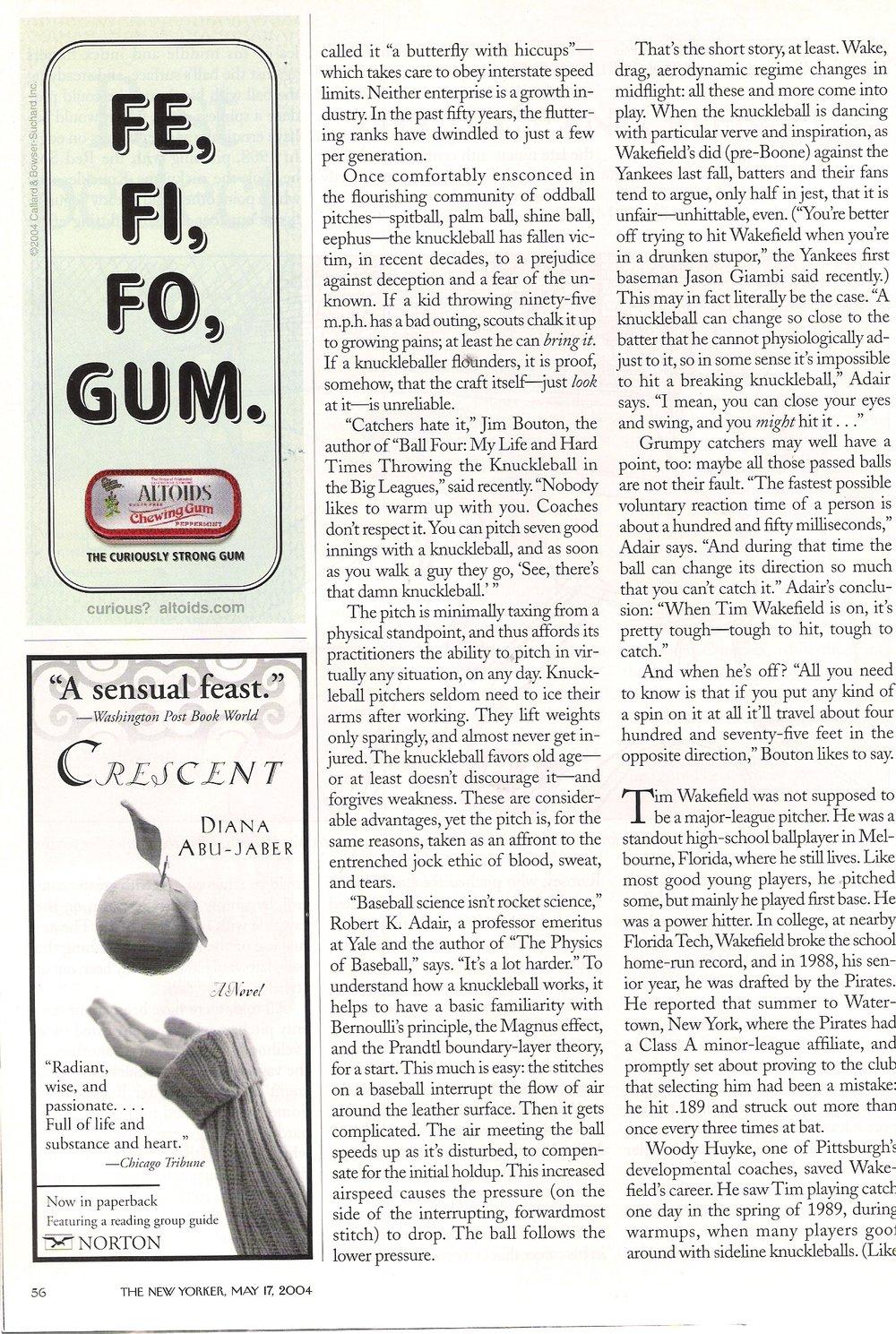 Altoids - Gum (Print)