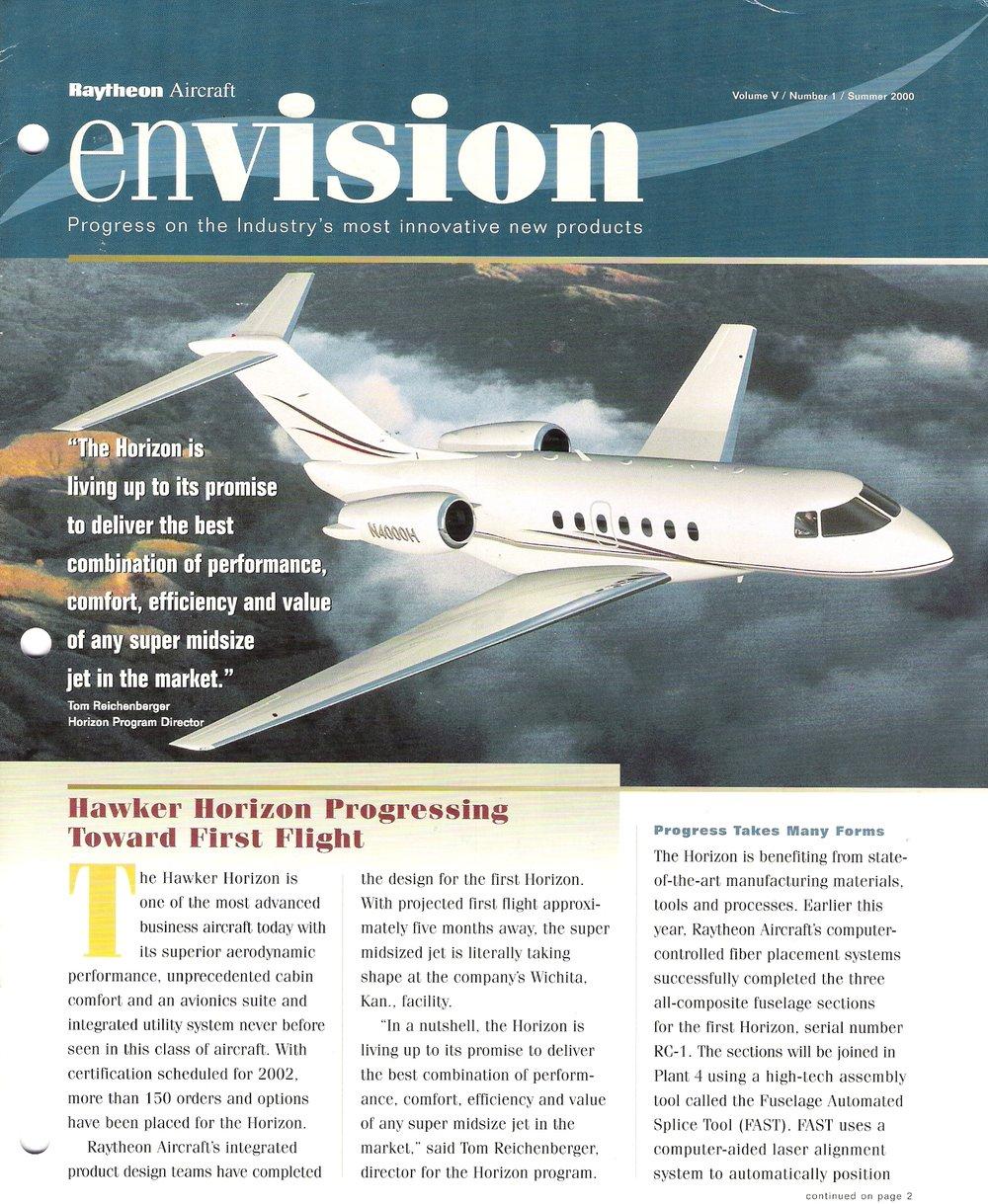 Envision Newsletter - 2000