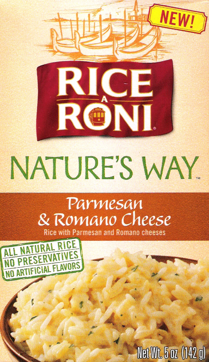 Rice A Roni - Nature's Way