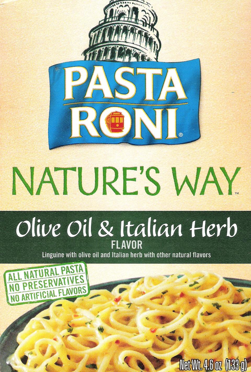 Pasta Roni - Nature's Way