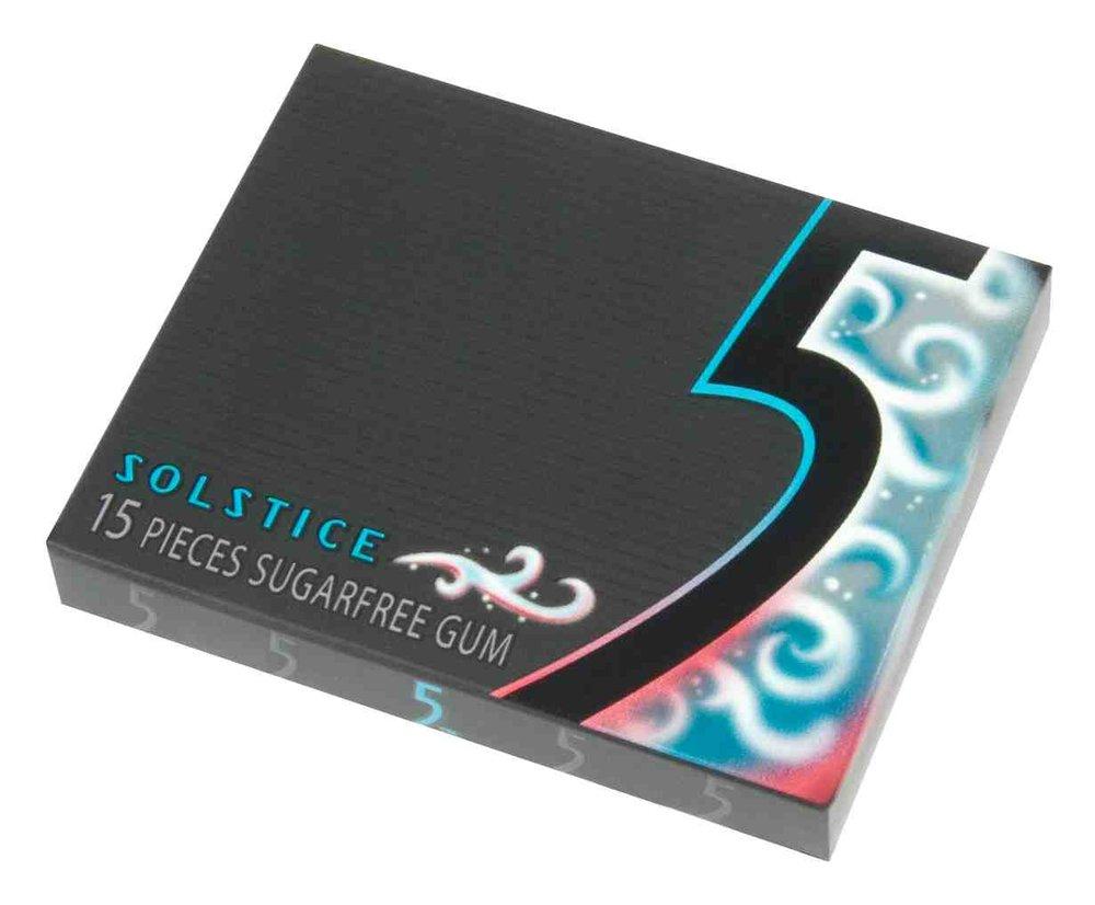5 Solstice Gum