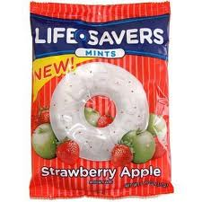 Life Savers Strawberry Apple Mints
