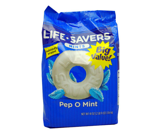 Life Savers Pep O Mint Mints