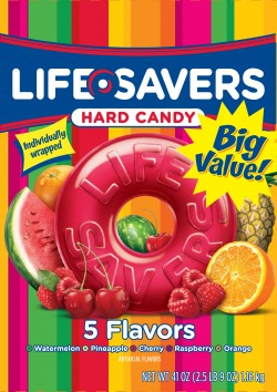 Life Savers Hard Candy