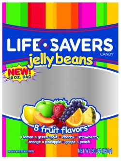 Life Savers Jelly Beans