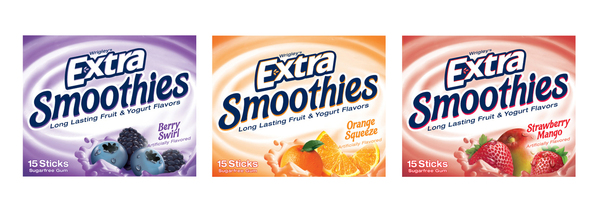 Extra Smoothies Gum