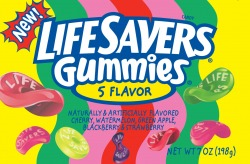 Life Savers Gummies 5 Flavor