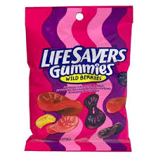Life Savers Gummies - Wild Berries