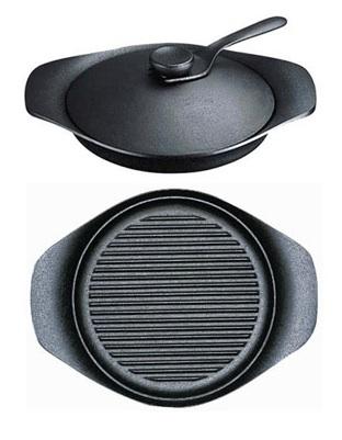 Sori Yanagi - Yanagi Iron Grill Pan