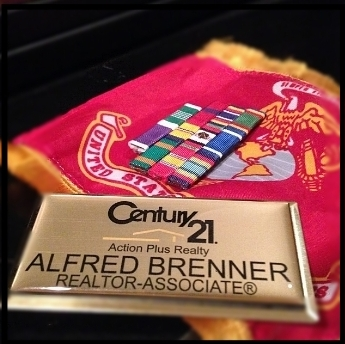 Realtor Alfred Brenner | Sgt Brenner | Century 21 Action Plus Realty | NJ Realtor | Alfred Brenner | Military Realtor