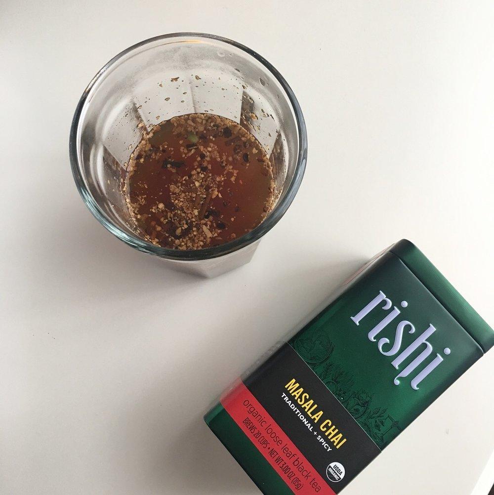 Dirty Chai Recipe