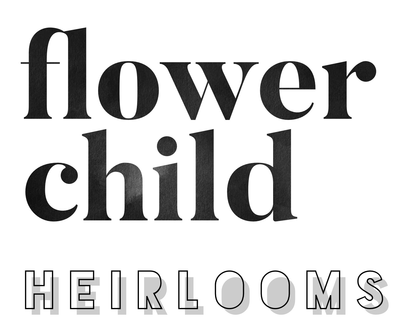 Flower Child Heirlooms