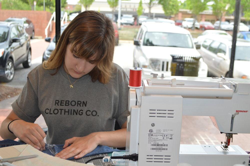 Denim Update Pop-up | Uniquities | Raleigh, NC