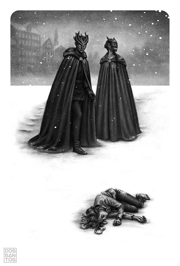 Galería de ilustraciones de la nueva edición de El nombre del viento Dandossantos_tnotw_cropped_6
