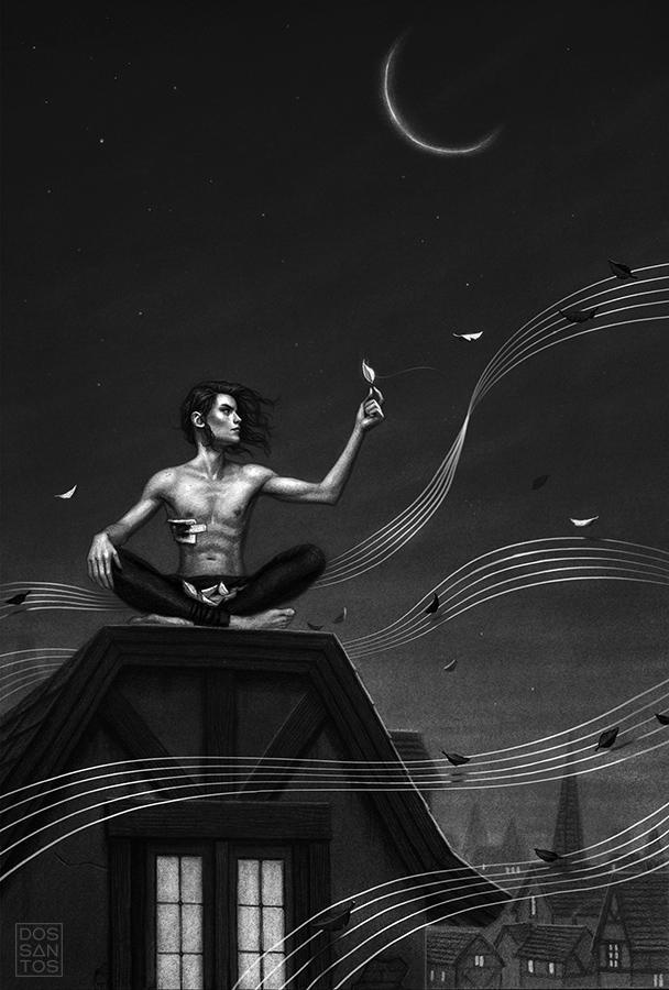 Galería de ilustraciones de la nueva edición de El nombre del viento Dandossantos_tnotw_cropped_15