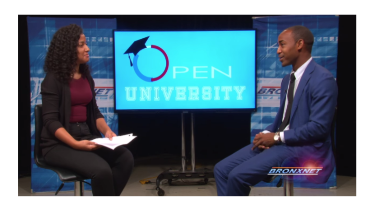 "Interview on ""Open University"""