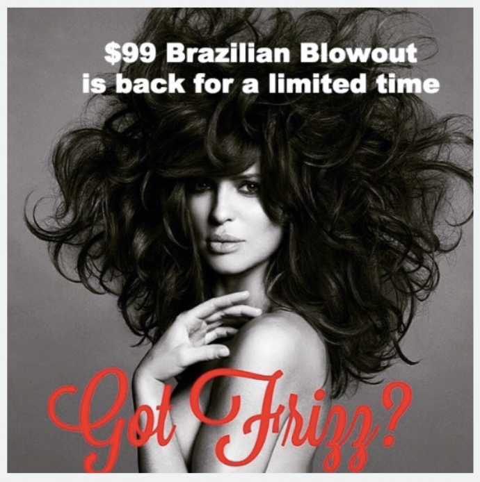 Call or book online with a Brazilian Blowout certified stylist today!     949.632.5326