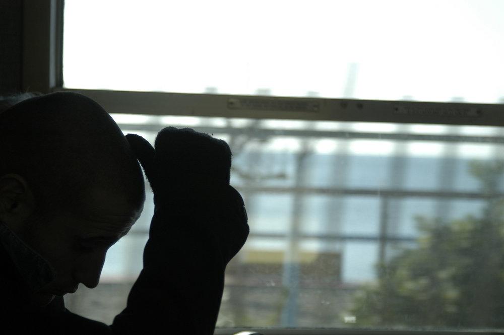 Streams Traveler Thinker, Siena to Genova 1-9-2006-03