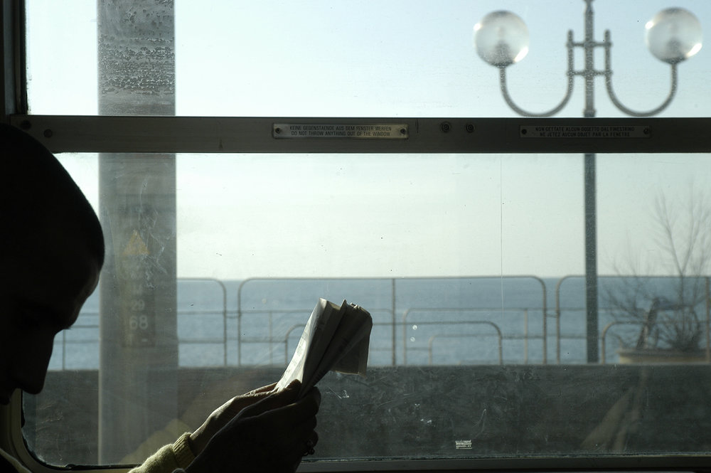 Streams Traveler Thinker, Siena to Genova 1-9-2006-02