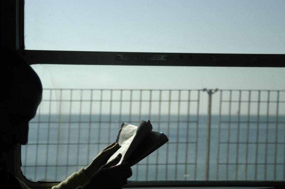 Streams Traveler Thinker, Siena to Genova 1-9-2006-01