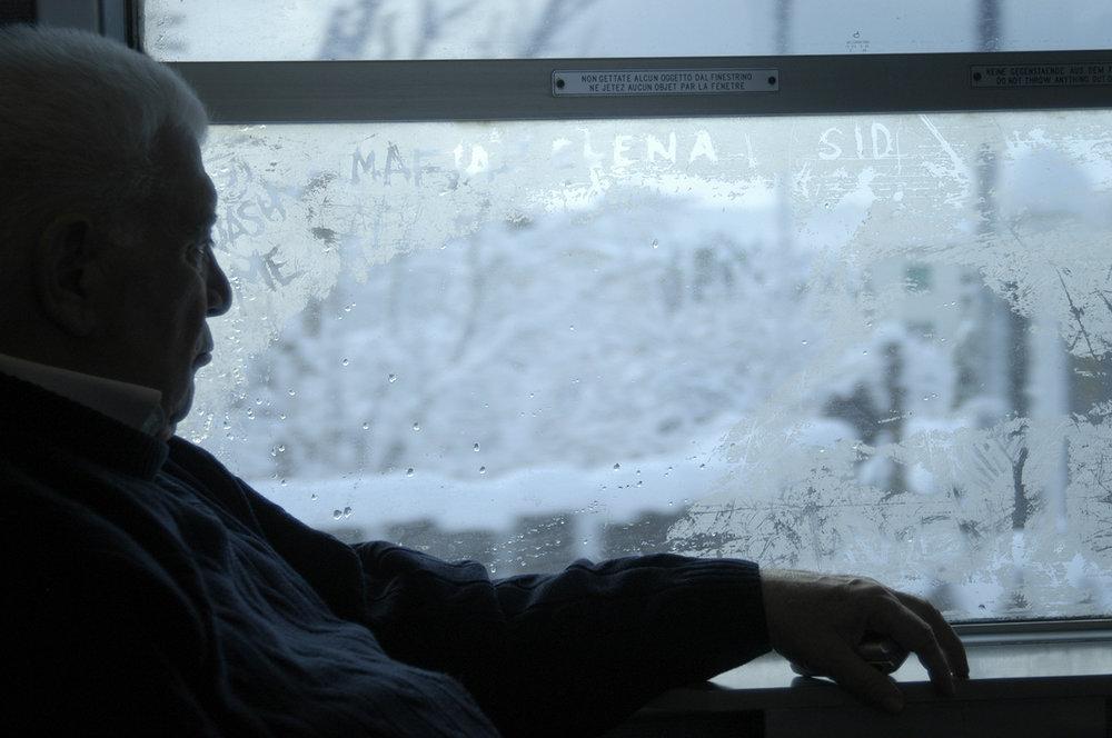 Streams Traveler Thinker, Siena to Genova 12-30-2005