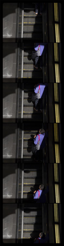 Metro Rail, Gallery Place Chinatown, 4-21-2012, 5866_5874