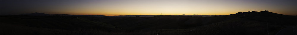 TwiLight, Siena to Asciano, 1-5-2015, 8415-8432