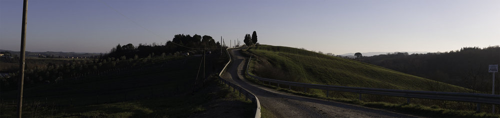 TwiLight, Siena to Asciano, 1-4-2015, 7271-7278