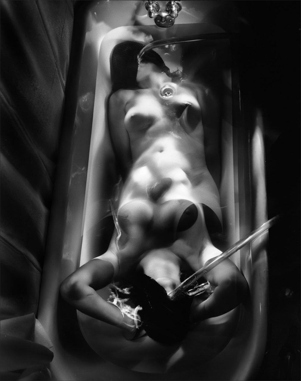 Bath Tubs ,  Susan Clarke #2, 1995