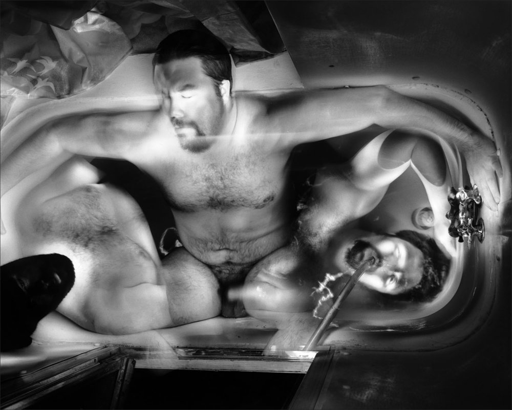 Bath Tubs ,  Mike Oatman #1, 1995