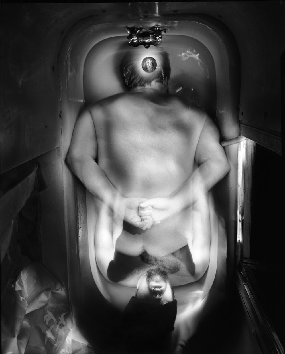 Bath Tubs ,  Mike Oatman #3, 1995