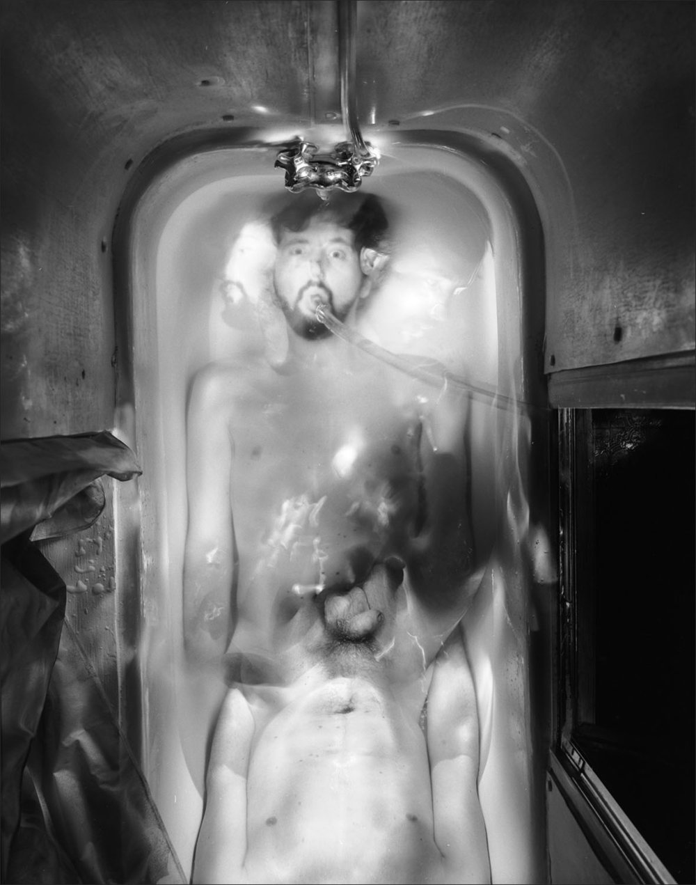 Bath Tubs ,  Self #1 , 1995