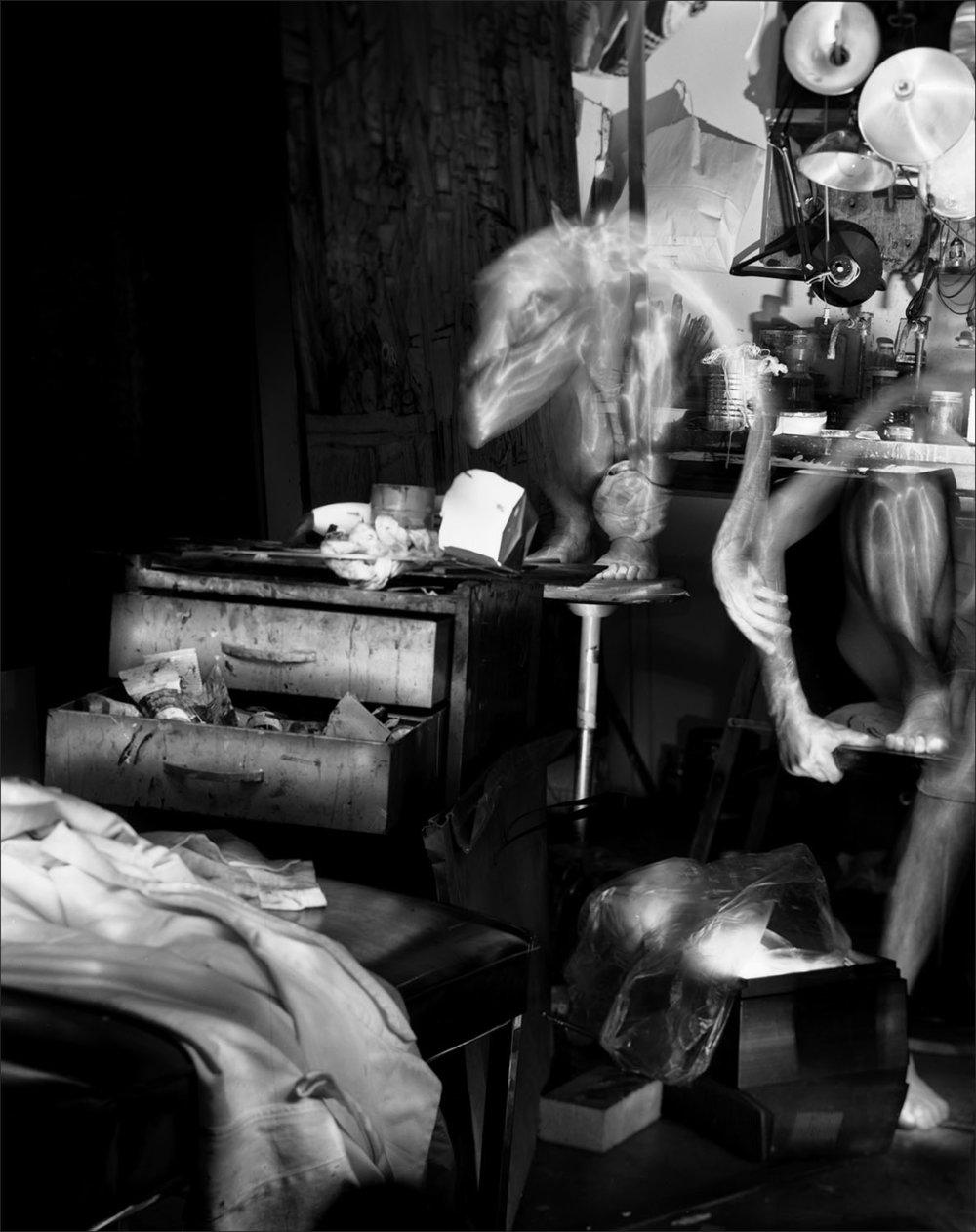 Studio #10 , 1990