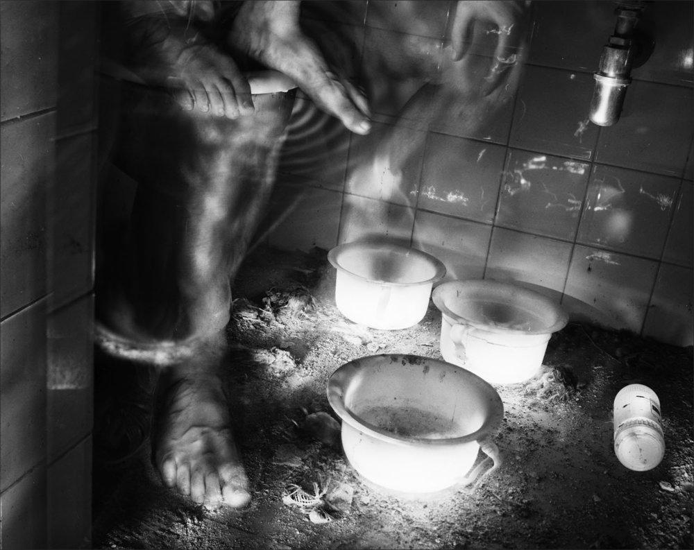 Il Bagno Dei Nonni #2  (My Grandparent's Bathroom), 1994