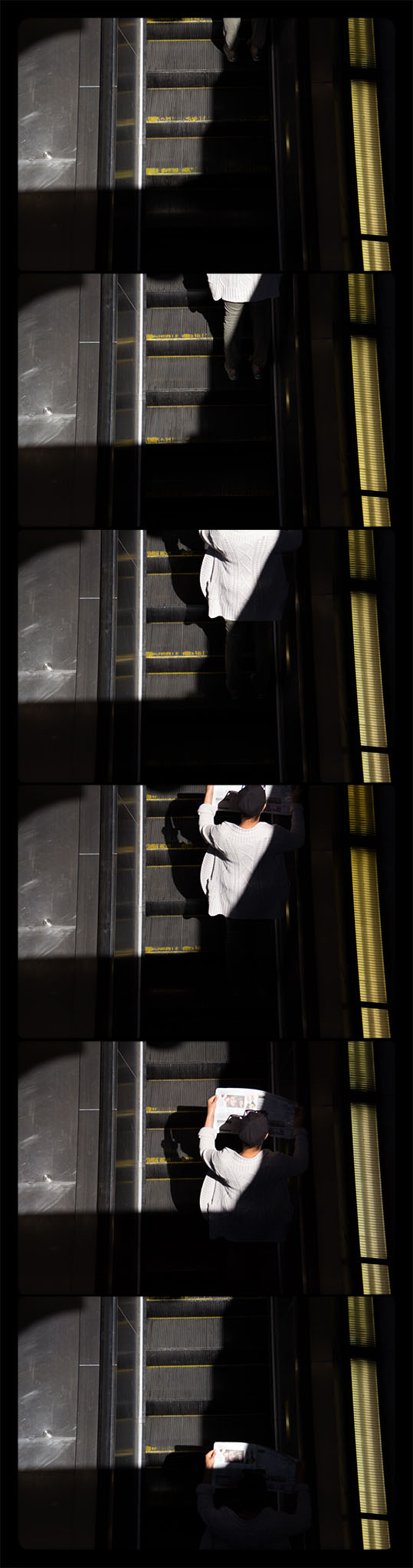 Metro Rail, Gallery Place, Chinatown, 4-21-2012-5785-5793